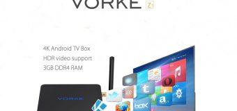 Tv Box Android Vorke Z1: prezzo e recensione