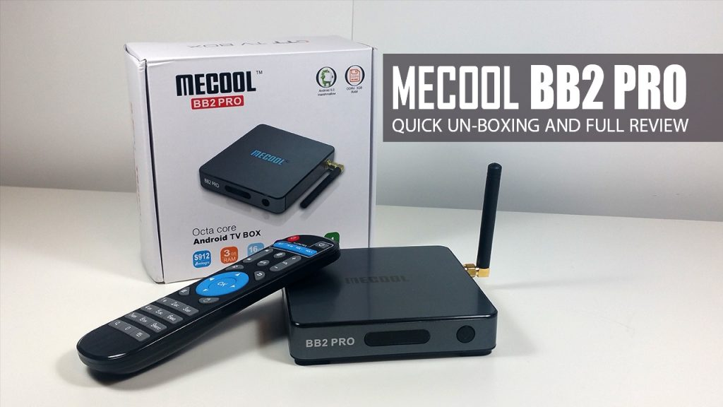 Tv Box Mecool BB2