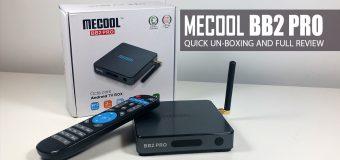 Tv Box Mecool BB2: prezzo e recensione