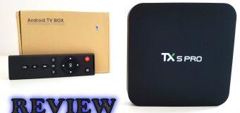 Tv Box TX5 Pro: recensione e prezzo