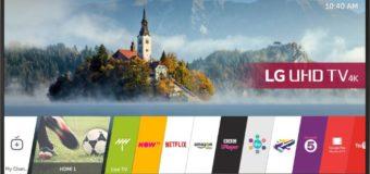 Migliori Smart Tv LG: guida all'acquisto
