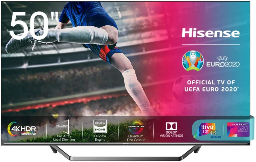 Migliori Tv Hisense 50 pollici