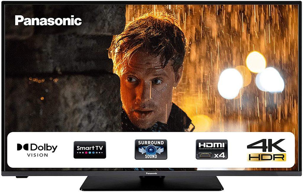 Migliori Tv Panasonic 43 pollici 4K