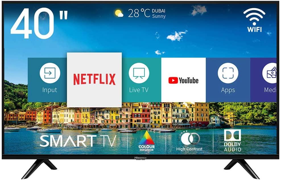 Smart Tv 40 pollici Full HD