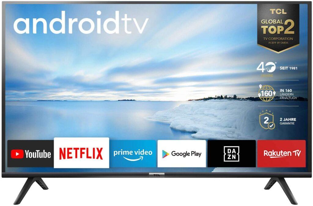 Recensione Smart Tv TCL Serie ES561